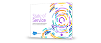 Discover customer sevice trends with Salesforce's State of Service