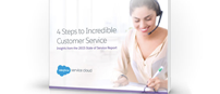 4 Steps for an incredible customer experience