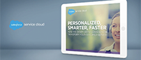Transform your customer experience with Salesforce