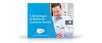 Advantages of mobile customer service