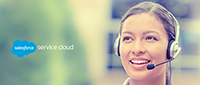 Improve customer service management with Service Cloud for call centers