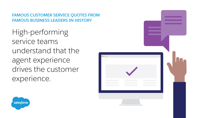 High-performing service teams understand that the agent experience drives the customer experience.
