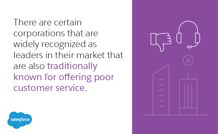 Unhappy customers are more than twice as likely as happy customers to share their experience