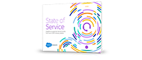 Salesforce State of Service Sales