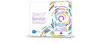 Salesforce's State of Service