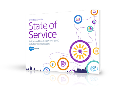 For the most current customer service industry trends and data, download the State of Service report. Learn more about the latest customer service technology and what 2000 other customer service teams are doing all around the globe.