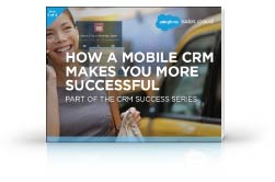 How a Mobile CRM Makes You More Successful
