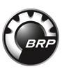 Logo de BRP