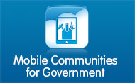 Mobile Communities for Government