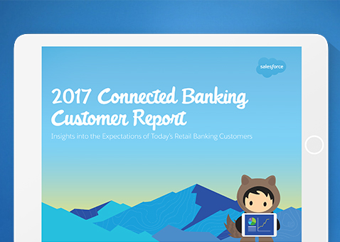 2017 Connected Banking Customer Report