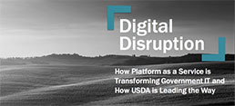 Salesforce and PhaseOne Webinar featuring the USDA