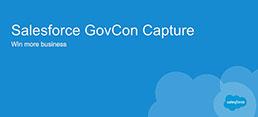 Salesforce GovCon Capture Webinar featuring PAE