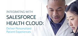 Integrating with Salesforce Health Cloud