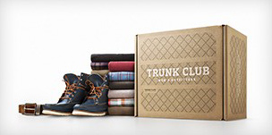 Mobiles Apps are a Great Fit for Trunk Club.