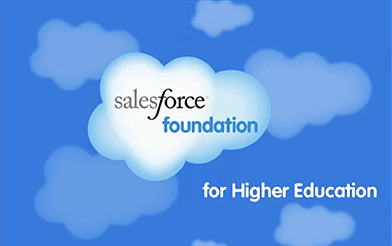 Demo: Enterprise CRM for Higher Education from Salesforce