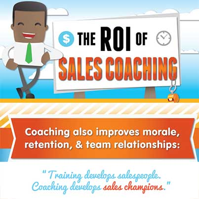 ROI of Sales Coaching