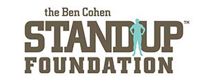 Ben Cohen StandUp Foundation logo