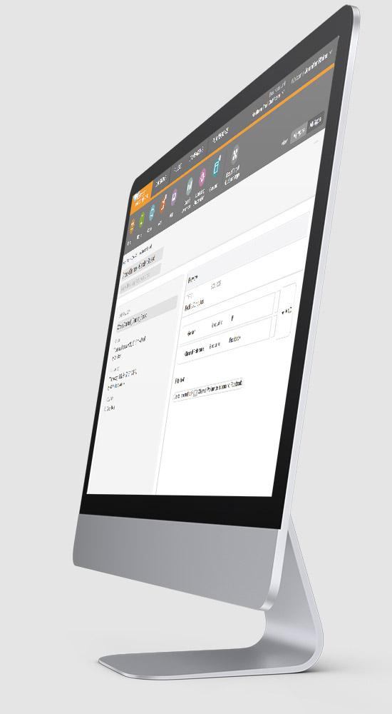 电子邮件营销平台界面