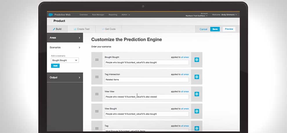 Watch Predictive Intelligence demo