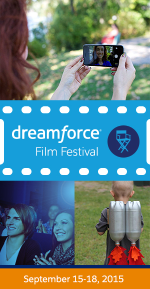 Dreamforce 2015 Film Festival