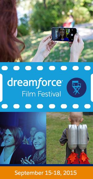 Dreamforce 2015 Film Festival