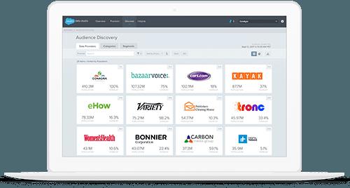 Salesforce Data Studio Demo