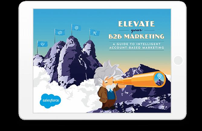 Elevate your B2B marketing