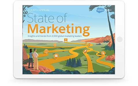 State Of Marketing Report  SalesforceCom