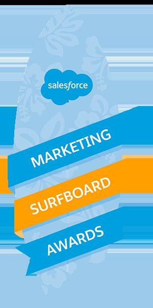 2015 Marketing Surfboard Awards