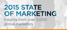 Relatório State of Marketing 2015