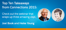 Top 10 Takeaways from CNX2015 Marketing Cloud