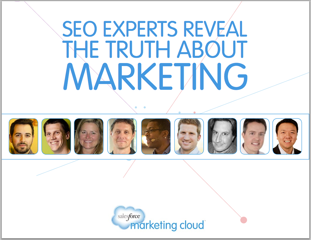 SEO Experts Reveal the Truth About Marketing