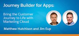 Journey Builder para aplicativos