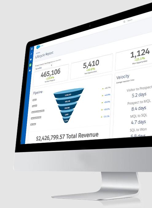 中小型企业CRM系统帮助客户精减销售漏斗