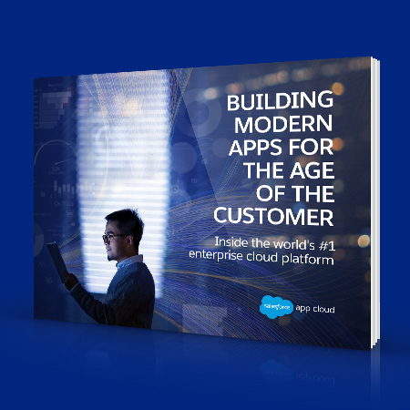 Building Modern Apps in the Age of the Customer E-book