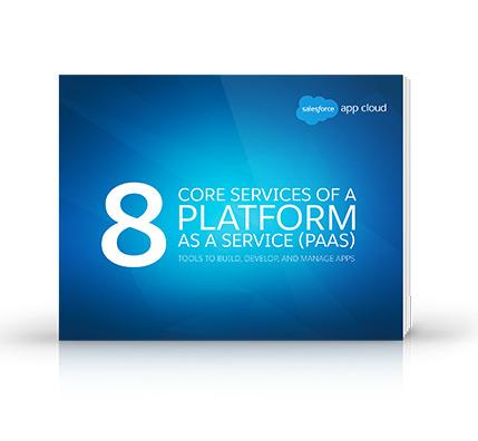 8 Core Services of a Cloud Platform