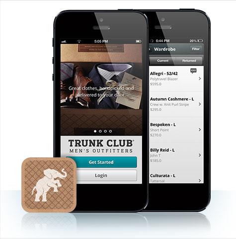 Consumer fashion app