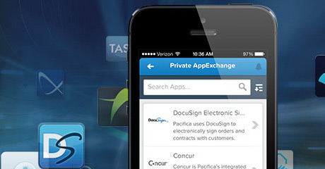 Private AppExchange