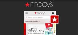 Macy's Webinar