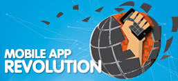 Building mobile apps in the cloud