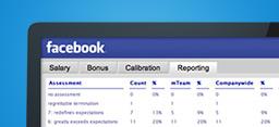 Facebook Builds Mobile HR Apps