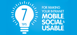 7 Steps to A Social Mobile, Usable Intranet