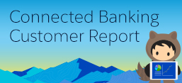 Connected banking customers image