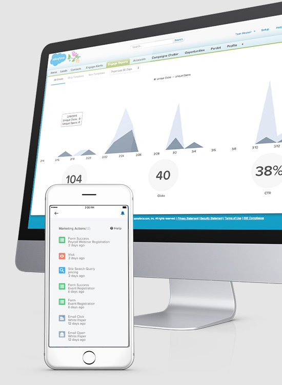 Salesforce® Engage