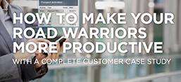 How To Make Your Road Warriors More Productive