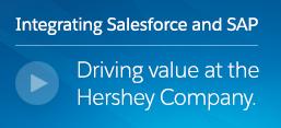 Integrating Salesforce and SAP