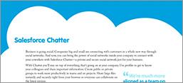 Chatter Datasheet