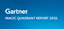 Gartner Magic Quadrant Report 2015