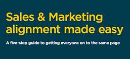Sales and Marketing eBook