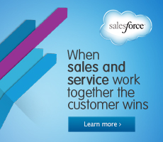 WHEN SALES AND SERVICE WORK TOGETHER, THE CUSTOMER WINS.